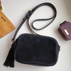 Ann Taylor Camera Bag Crossbody